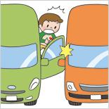 自動車やバイクの所有、使用、管理に起因する賠償責任
